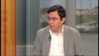 "Gerardo Pisarello, a ""L'entrevista del diumenge"" del 3/24"