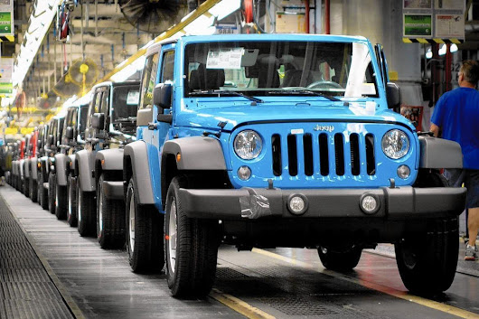 Made in America: Jeep, Ford, Honda models rank as the biggest domestic drivers of the auto industry