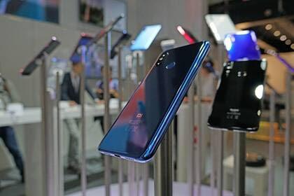 IPhone и Samsung сместили с вершины