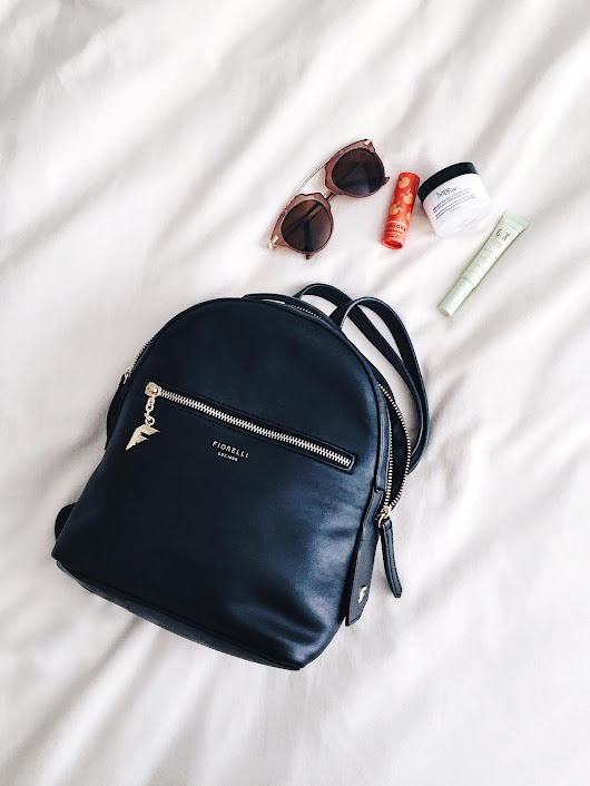 What's In My Summer Bag - Abby Saylor