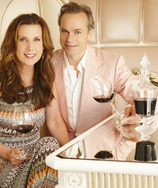 Gina Gallo and Jean-Charles Boisset Honored with The Robert Mondavi Wine & Food Award By The Collins College of Hospitality Management - Wine Industry Advisor