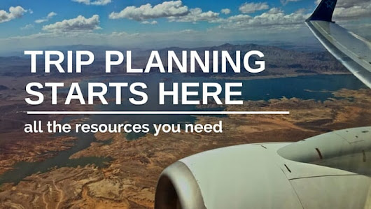 Trip Planning Resources - Solo Traveler