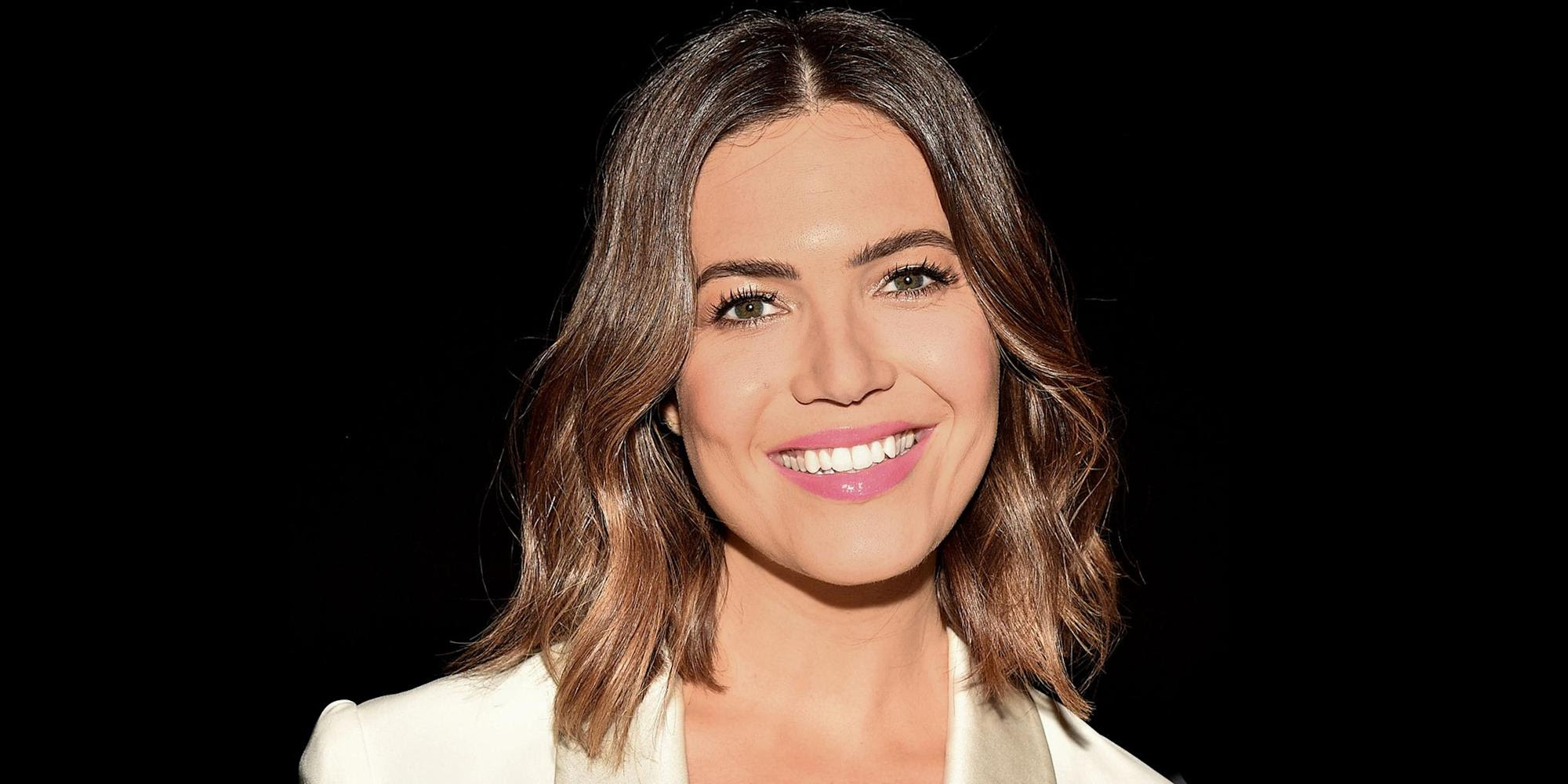 Mandy Moore welcomes 1st child — see the sweet photo