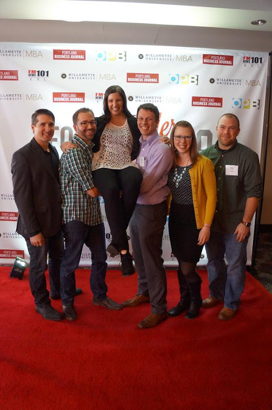 Scenes from the 2015 40 Under 40 Awards (Photos) - Portland Business Journal
