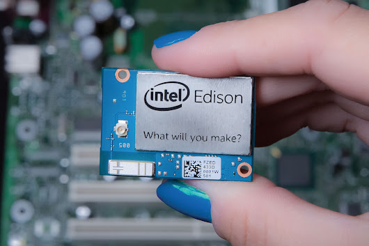 The Surprising Maker Backstory of Intel's Tiny Edison Computer | Make: DIY Projects, How-Tos, Electronics, Crafts and Ideas for Makers