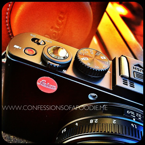 Excitement! My new toy! First camera gear purchase in almost four years. It was this or an iPad but I've coveted a #Leica of any kind since I first picked up a camera more than 36 years ago! #dlux6 #joy