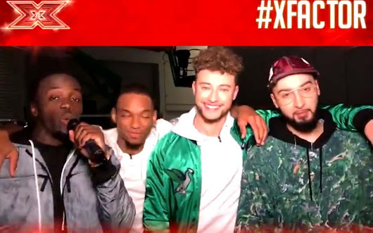 Rak-Su have won the X Factor finals ready for 2018 future