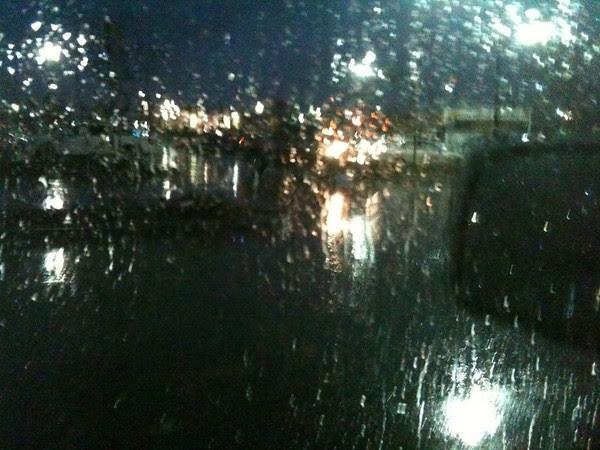 fear downpour