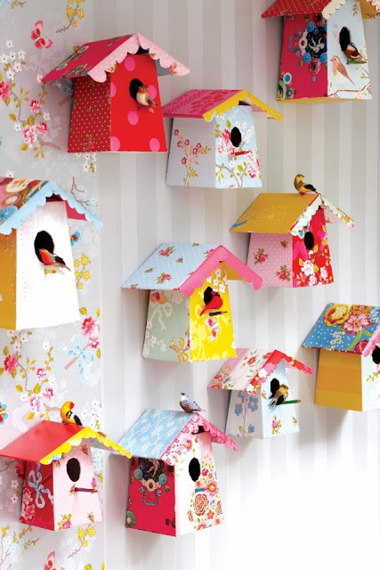 20 Extraordinary Smart DIY Paper Wall Decor That Will Color Your Life 2 20 Extraordinary Smart DIY Paper Wall Decor [Free Template Included]