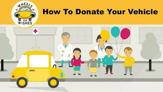 How To Donate To Wheels For Wishes