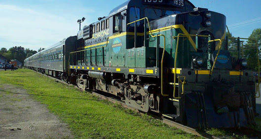 Tri-Lakes Won't See Trains on the Adirondack Scenic Railroad This Year