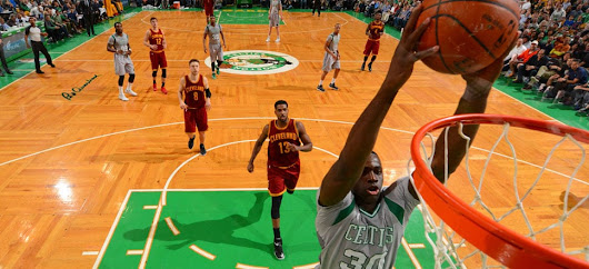 Ford Keys to the Game: Celtics 117, Cavaliers 78