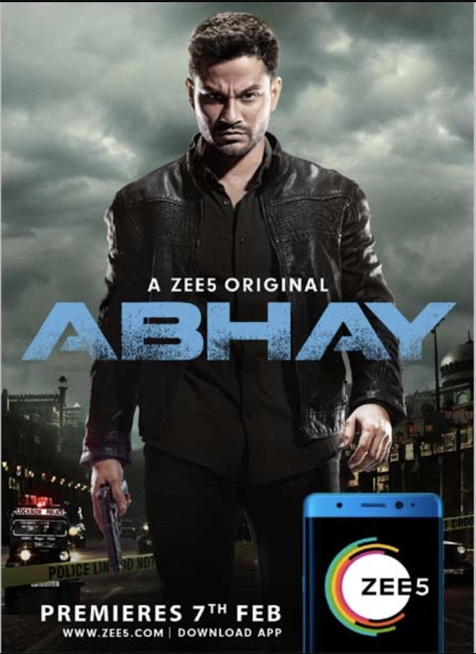 Abhay (2019) Hindi Complete Web Series 480p & 720p Download
