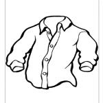 Giysiler Boyama Sayfası Arabulokucom