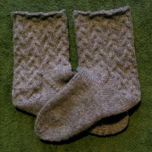 Making Waves Socks