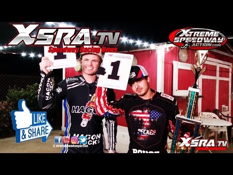 Speedway USA páros döntő videó