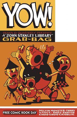 John Stanley Library FCBD edition