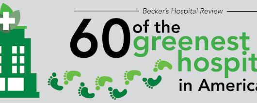 60 of the greenest hospitals in America | 2017