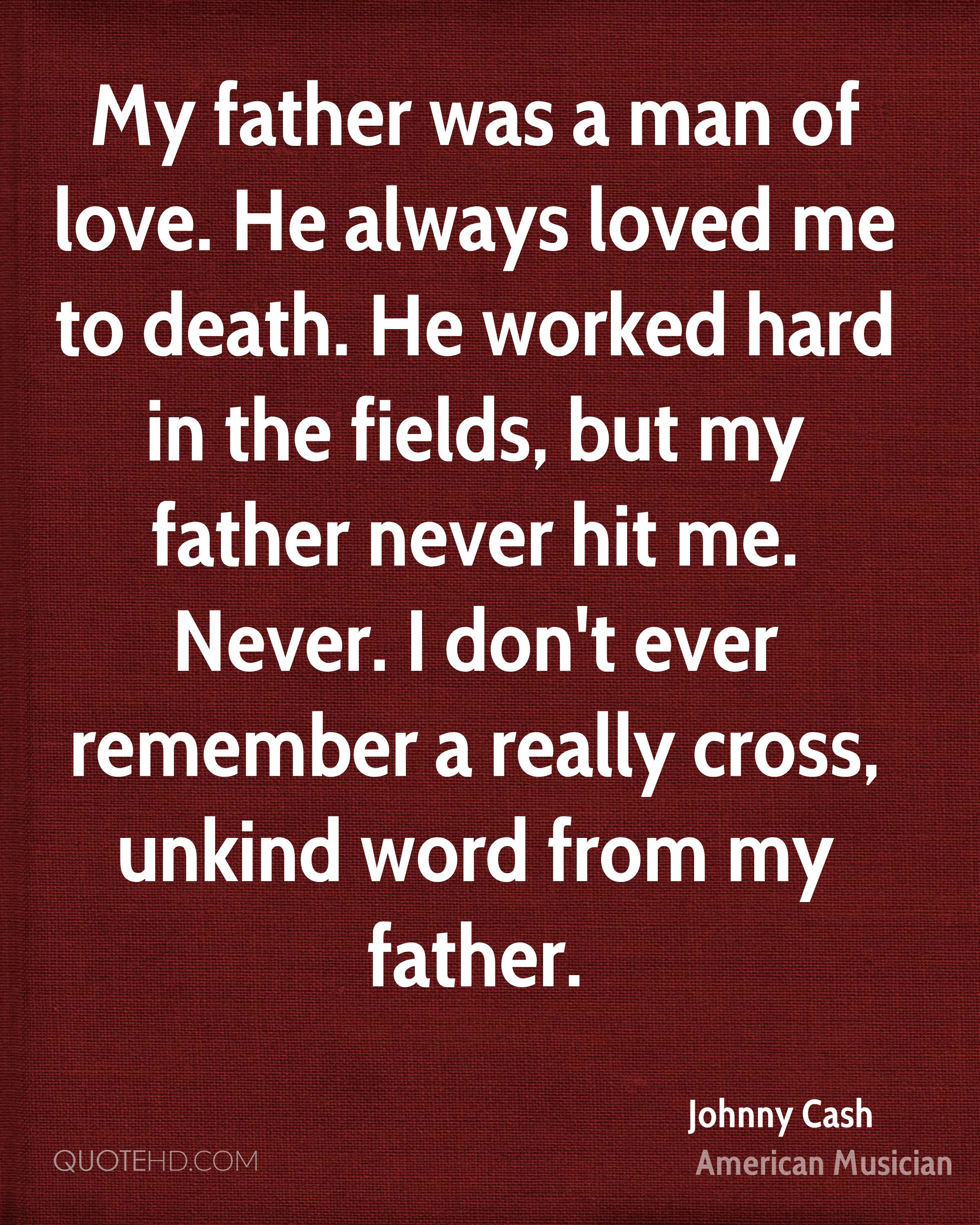Johnny Cash Death Quotes Quotehd