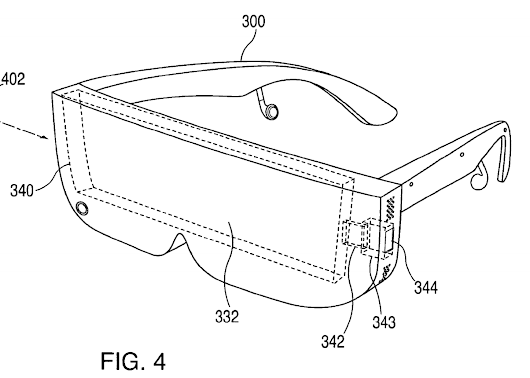 Apple Awarded Patent For Wireless VR Headset That Works With The iPhone