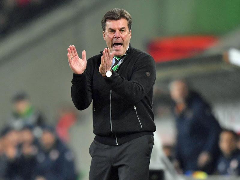 Hecking Raffael Würde Uns Gut Zu Gesicht Stehen Europa League