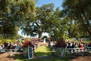 A Central Coast Wedding   Santa Barbara, Ojai & Thousand