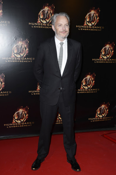 Francis Lawrence - «The Hunger Games: Catching Fire» en première à Paris