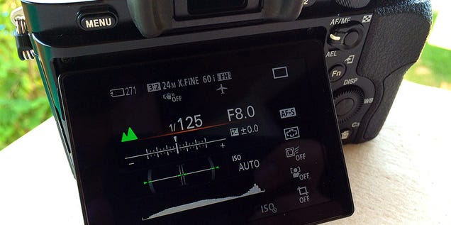 ¿Para qué sirve el histograma en las cámaras de fotos?