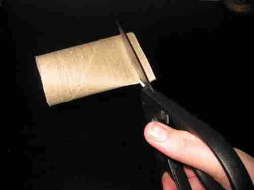 Διακοσμητικά από χαρτί τουαλέτας