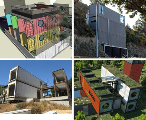 7 Wonders: 30 Steel Shipping Container Home Designs