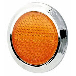 Peterson - B474A Amber 2 Accessory Reflector