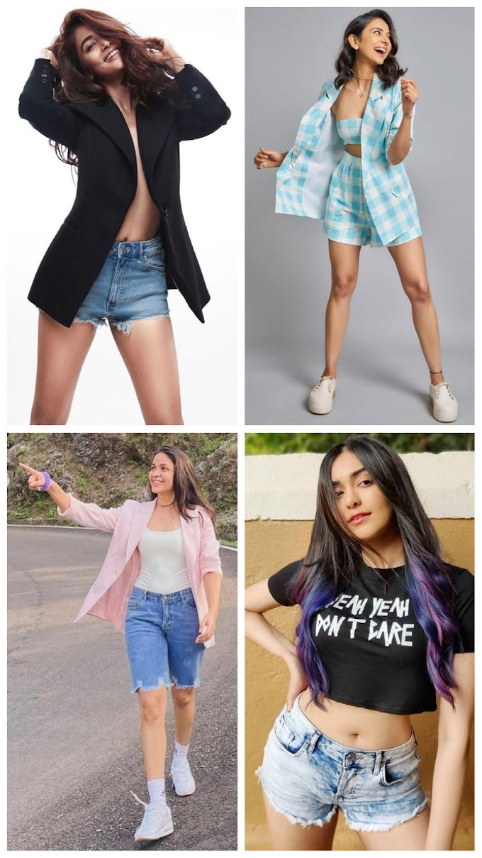 10 times T'wood divas sizzled in shorts