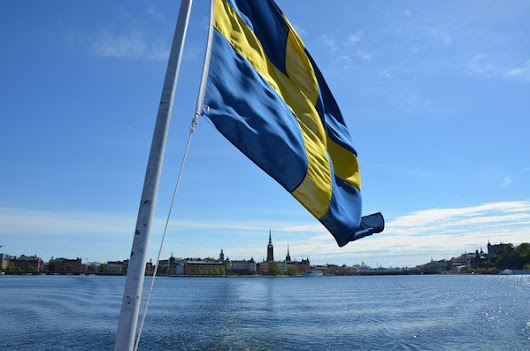 Welcome Sweden!