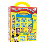 Mickey Mouse Club House My First Smart Pad Library: Activity Pad and 8 Book Set