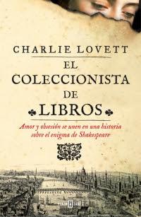 El coleccionista de libros (Charlie Lovett)