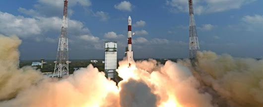 The Indian Space Research Organization Made History by Launching 104 Satellites in 18 Minutes - Industry Tap