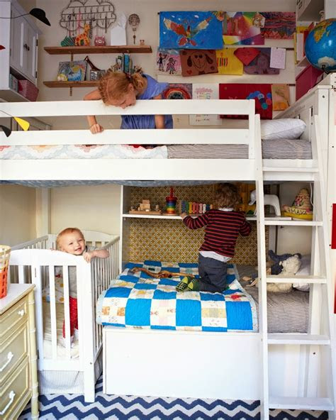 shared kids rooms  cup  jo