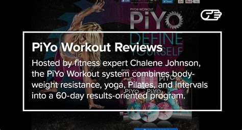 piyo workout reviews    scam  legit