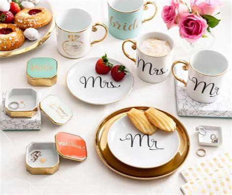 Top 10 Wedding Registry Categories   It Girl Weddings