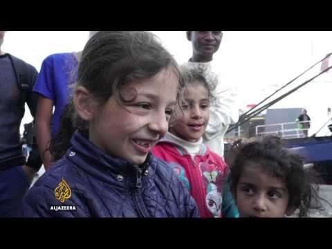 Lesvos- Greece with Clowns Without Borders