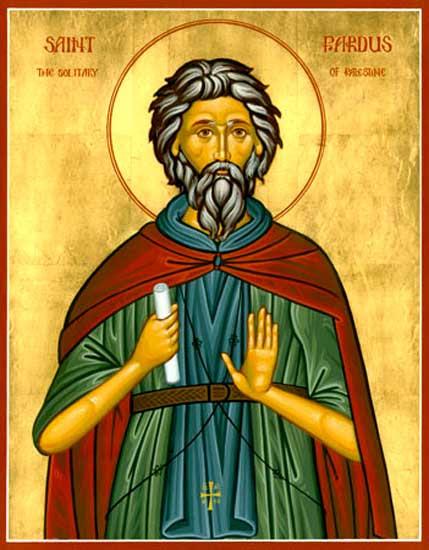 ST. PARDUS, the Hermit