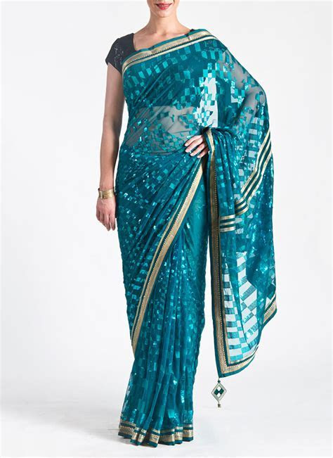 Satya Paul Indian Designer Sarees Collection 2019 for