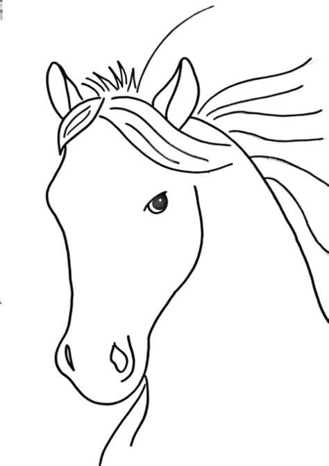 Free Traceables | Horse canvas painting, Step by step