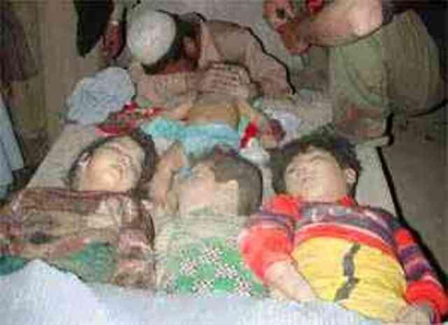 Dead afghan_children