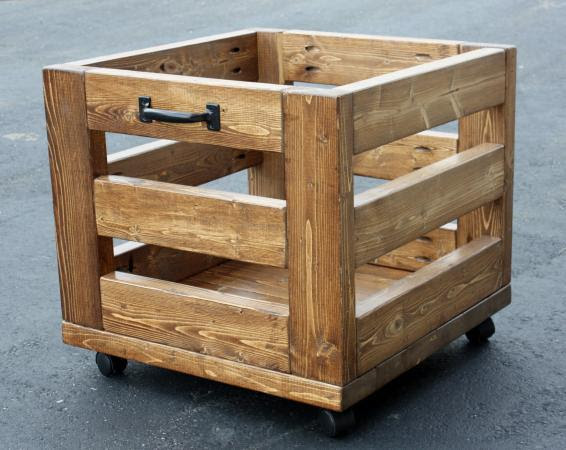 http://www.ana-white.com/2014/10/free_plans/2x4-storage-bin-feature-more-home