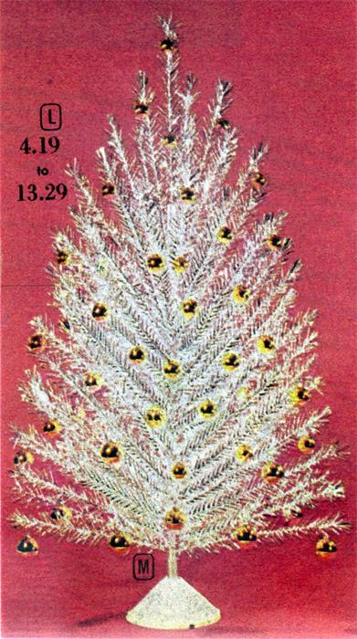 Alumium Tree Ad (1961)