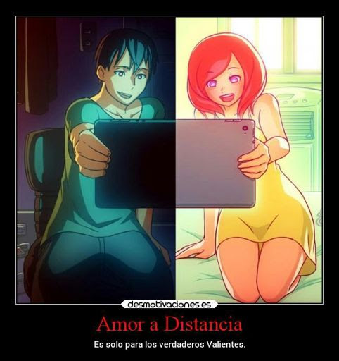 Amor A Distancia Inspiracion Amino