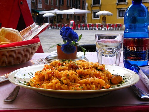 Lunchtime On Campo San Stefano