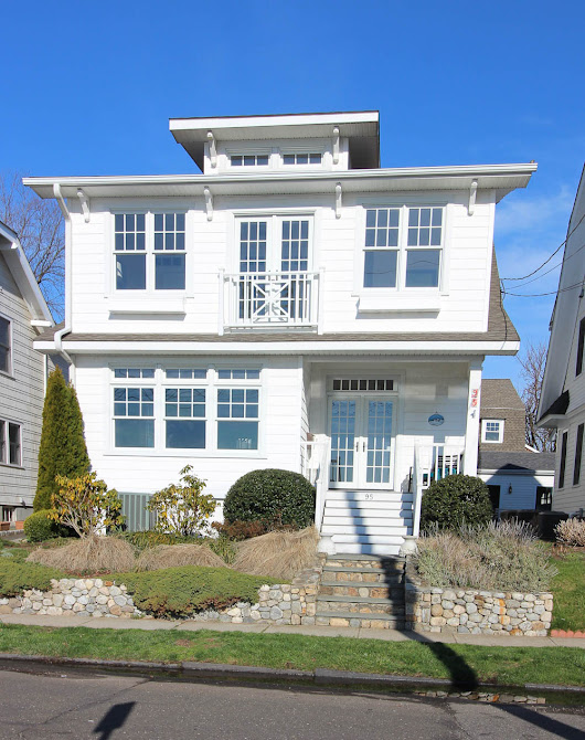 Open House at 95 Seabright Ave. BlackRock CT 06605
