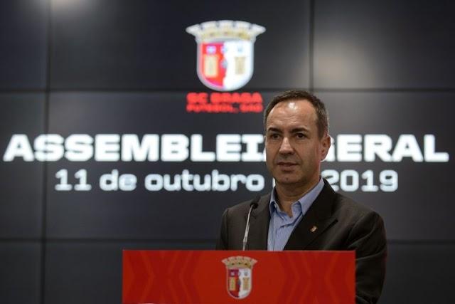 Saldadas con éxito las asambleas del Sporting de Braga (club) y Sporting de Braga (SAD)